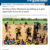 Rat Race Review: The Guardian Running Blog